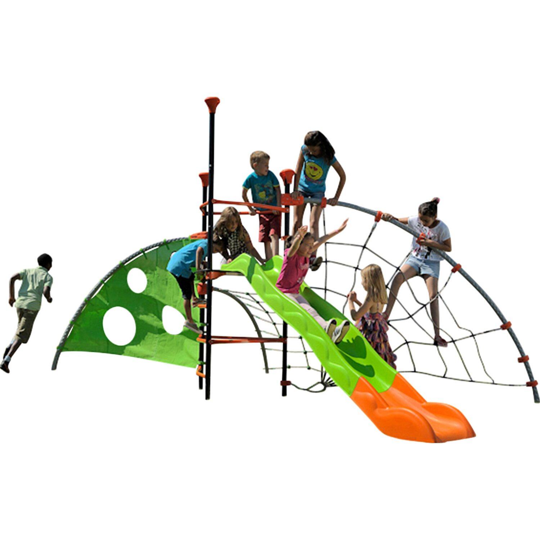Trigano Klettergerüst Evo Kids inkl. 4 Geräte kaufen bei OBI