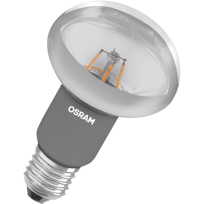 Osram LED Lampe Reflektor R63 E27 2,8 W (180 lm) Warmweiß 2er Pack EEK: A+