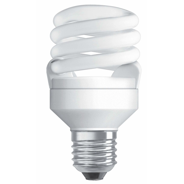 osram energiesparlampe spiralform e27 12 w 740 lm neutralwei eek a kaufen bei obi. Black Bedroom Furniture Sets. Home Design Ideas