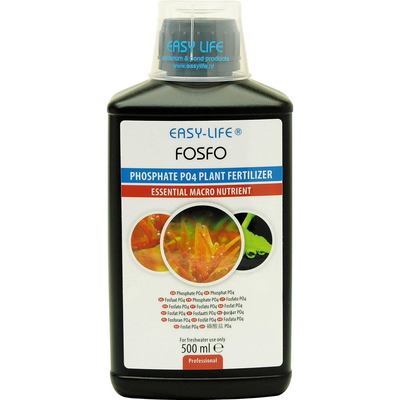 Easy-Life Aquarium Pflanzendünger Fosfo 500 ml