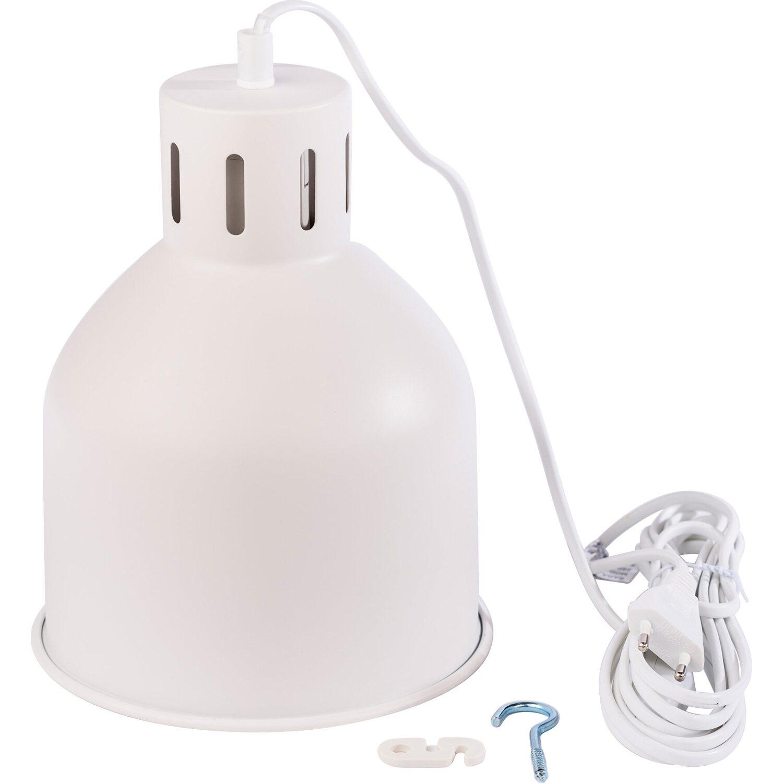 Venso E27 Lampenschirm SAGA Weiß kaufen bei OBI