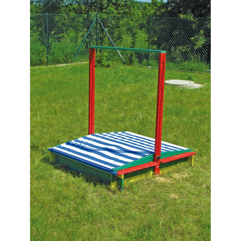 T & J Sandkasten Markus 120 cm x 120 cm x 130 cm | Kinderzimmer > Spielzeuge > Sandkästen | Tetzner und Jentzsch
