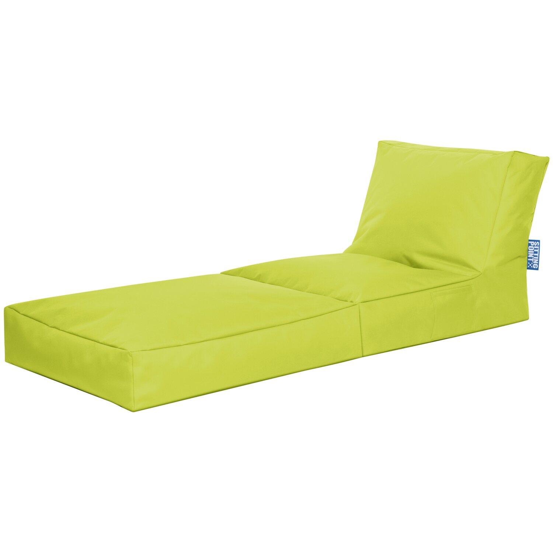 Sitting Point Sitzsack Twist Scuba Grün Kaufen Bei Obi