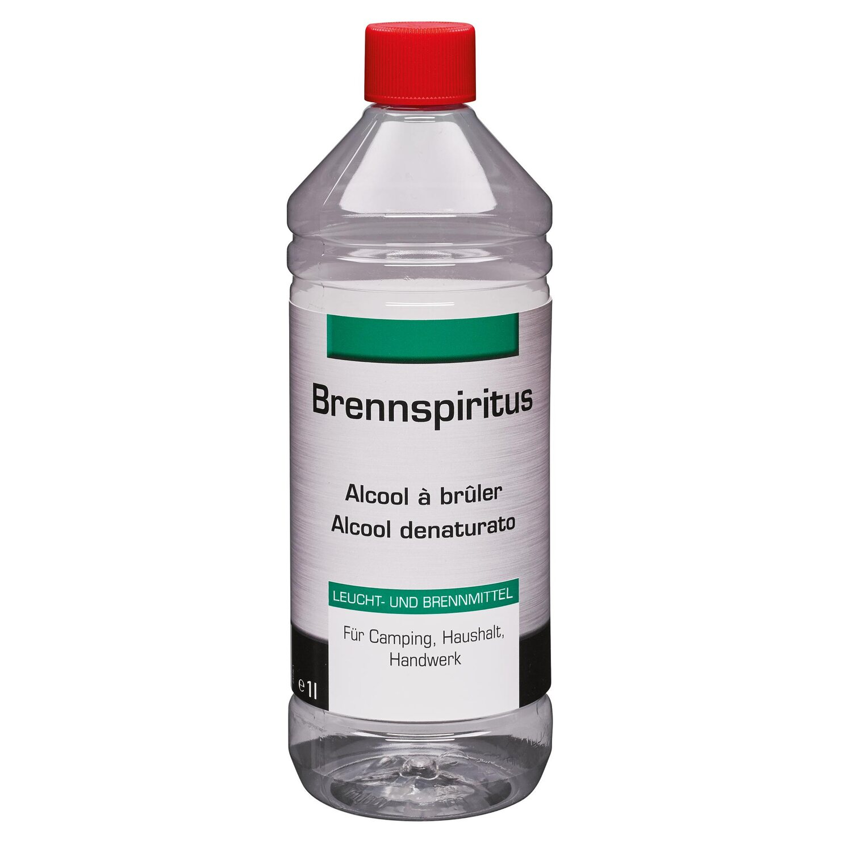 Brennspiritus Transparent 1 l