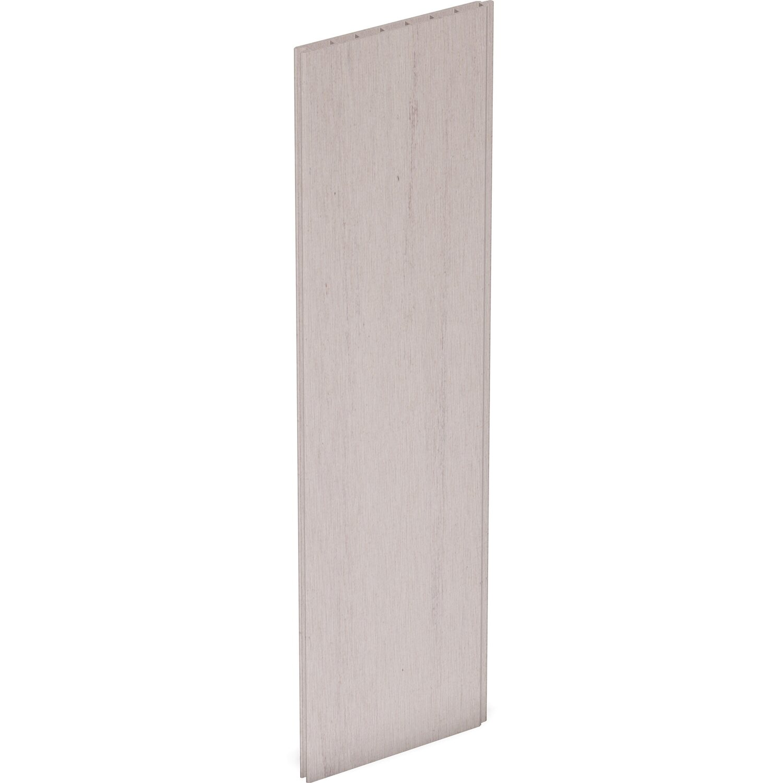 GroJa Stecksystem Einzelprofil Solid Grande 20 x 20 x 20,20 cm Bi Color Weiß