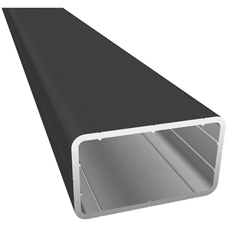 GroJa Solid ALU-Unterkonstruktion 2,9 cm x 4,2 cm x 290 cm