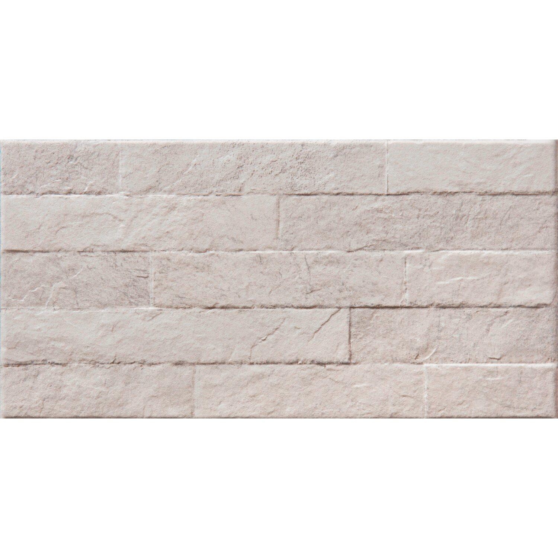 Sonstige Feinsteinzeug Autentico White Wall Verblender-Optik 20 cm x 40,4 cm