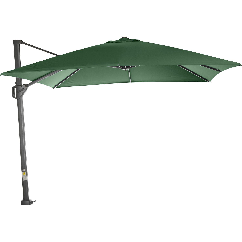 Bevorzugt Siena Garden Ampelschirm Sunset Grün 300 cm x 300 cm kaufen bei OBI BB32