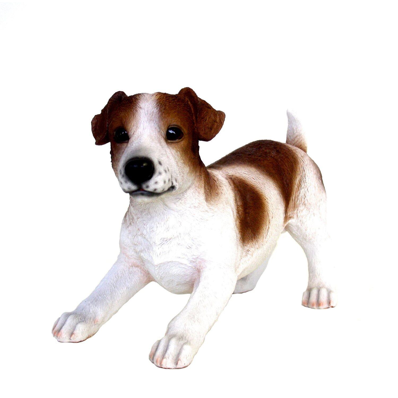 Deko Figur Hund Jack Russel Terrier 39 cm