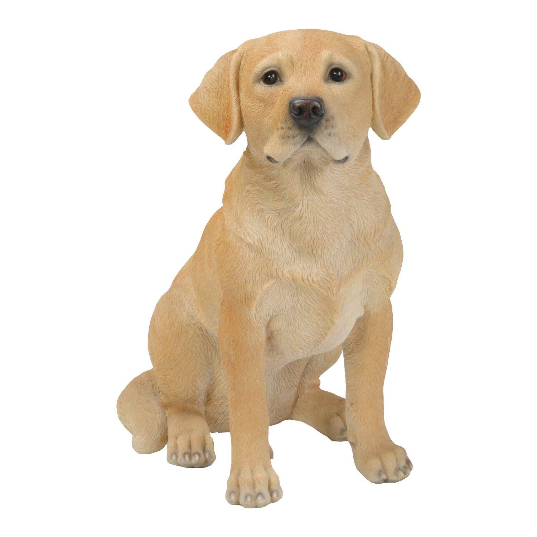 Hund Deko.Deko Figur Hund Labrador Retriever 40 Cm