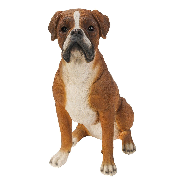 Deko Figur Hund Boxer 47 Cm