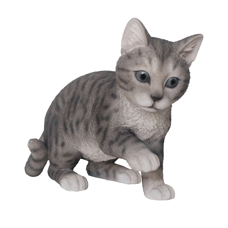 Deko-Figur Katze spielend 35 cm kaufen bei OBI