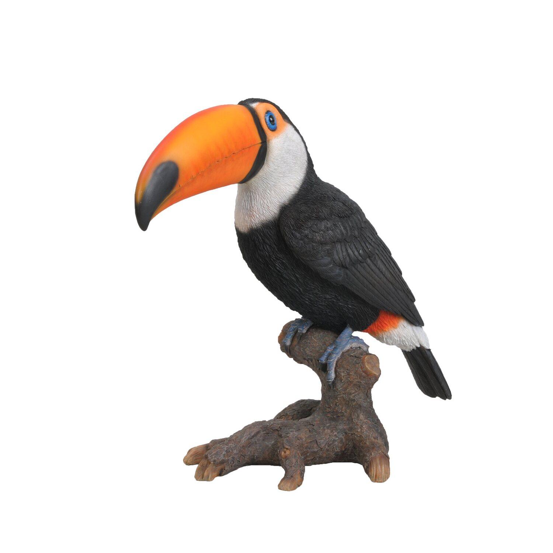 deko figur vogel tukan 34 cm kaufen bei obi. Black Bedroom Furniture Sets. Home Design Ideas