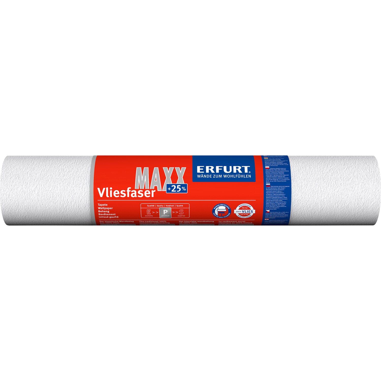 Erfurt Vliesfaser Maxx Premium Fieno Weiß