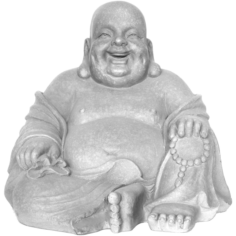 Deko Figur Buddha Lachend 29 Cm Kaufen Bei Obi