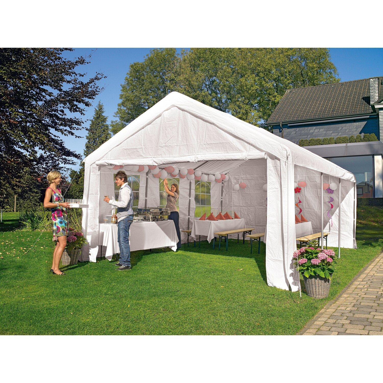 Cool CMI Universal-Pavillon Weiß 400 cm x 600 cm kaufen bei OBI KO85
