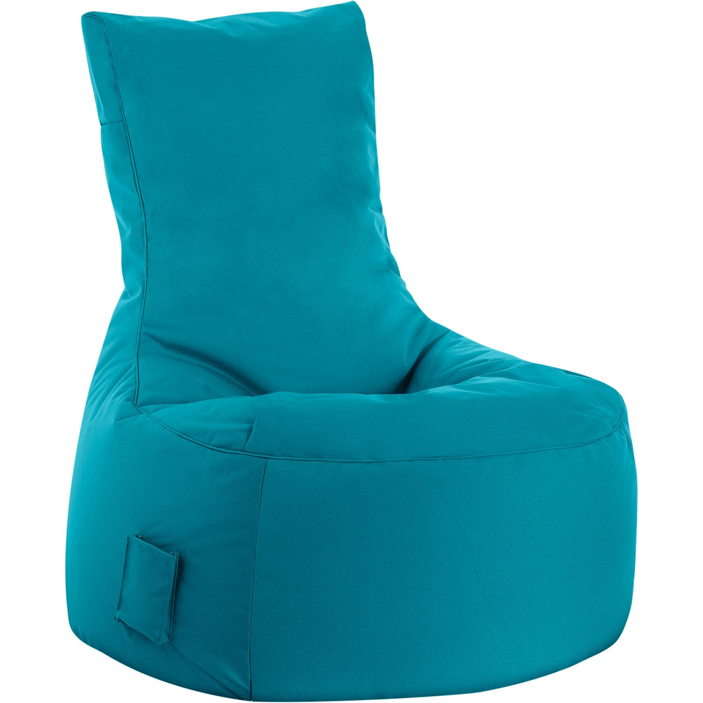 sitting point sitzsack brava swing 300 l petrol kaufen bei obi. Black Bedroom Furniture Sets. Home Design Ideas