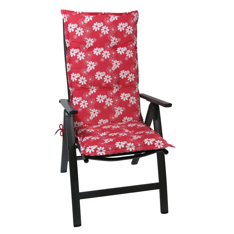 hochlehner auflage langeoog rot kaufen bei obi. Black Bedroom Furniture Sets. Home Design Ideas