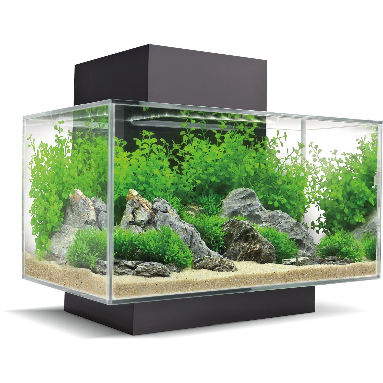 fluval aquarium set edge 2 0 led 23 l schwarz kaufen bei obi. Black Bedroom Furniture Sets. Home Design Ideas