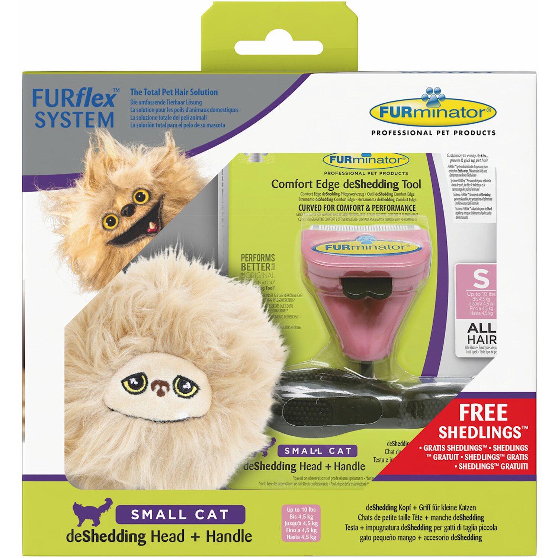 furminator fellpflegeb rste furflex geschenkbox katze gr e s inkl spielzeug kaufen bei obi. Black Bedroom Furniture Sets. Home Design Ideas