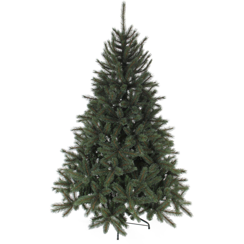 Fertiger Künstlicher Weihnachtsbaum.Künstlicher Weihnachtsbaum Toronto Mit Eisspitzen 155 Cm