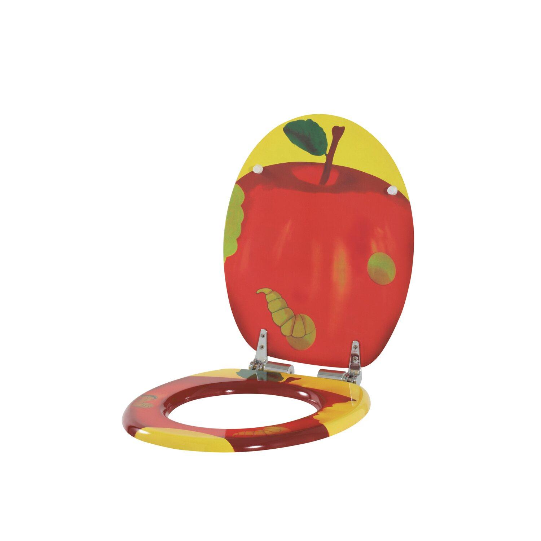 Obi Wc Sitz Kalamos Motiv Apfel Kaufen Bei Obi