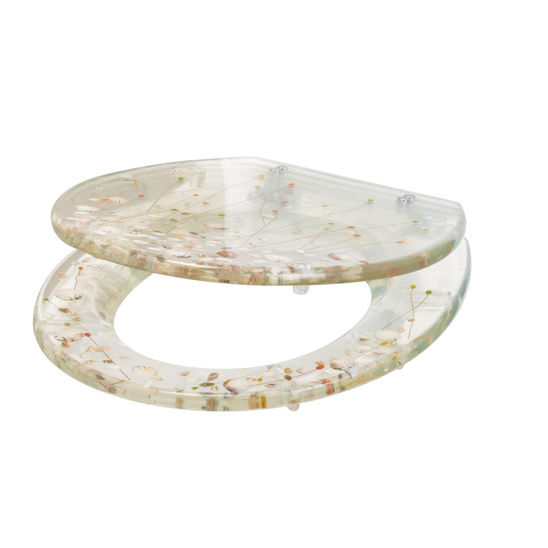 Gut bekannt OBI WC-Sitz Carduma Motiv Muscheln und Seegras kaufen bei OBI PJ69