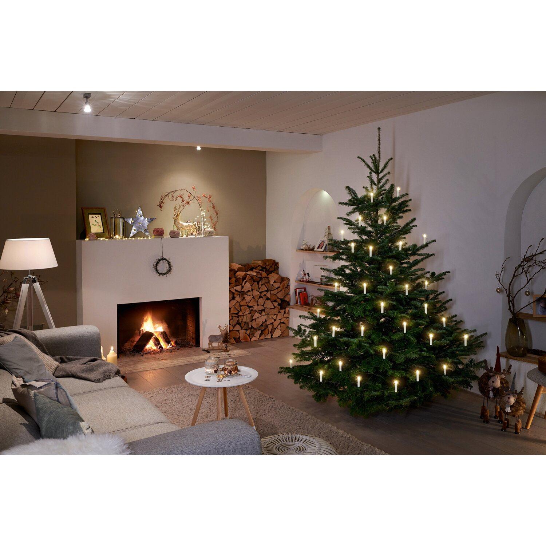 weihnachtsbaum lichterkette ohne kabel. Black Bedroom Furniture Sets. Home Design Ideas