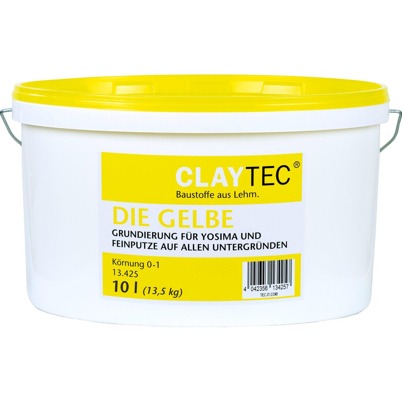 Claytec Grundierung Gelb 10 L Kaufen Bei Obi
