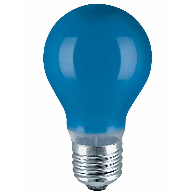 osram standard lampe gl hlampenform blau e27 11 w eek e kaufen bei obi. Black Bedroom Furniture Sets. Home Design Ideas