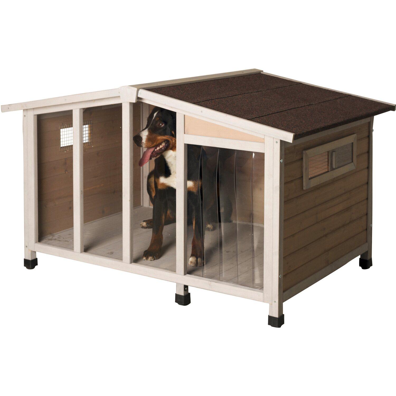 kerbl hundehütte overview kaufen bei obi