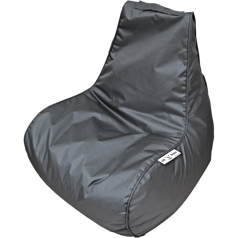 Bean Bag Lounge Sitz Sit Fun 66 Cm X 77 Cm X 81 Cm Anthra Kaufen
