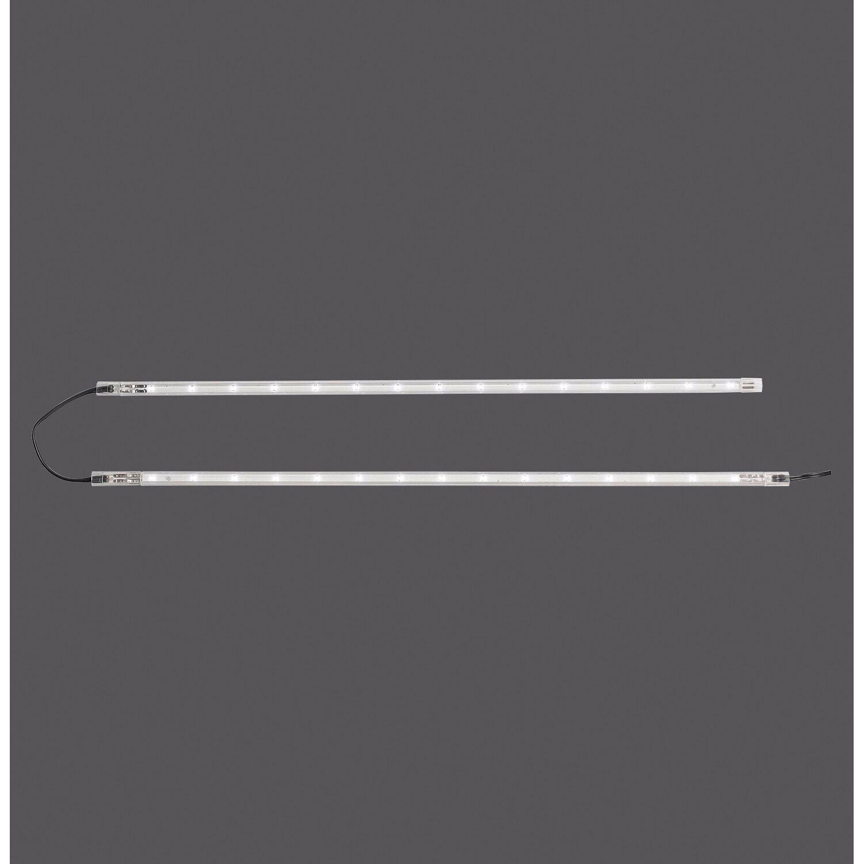 Paul Neuhaus LED Lichtleiste Teania 2er-Set EEK: A kaufen bei OBI