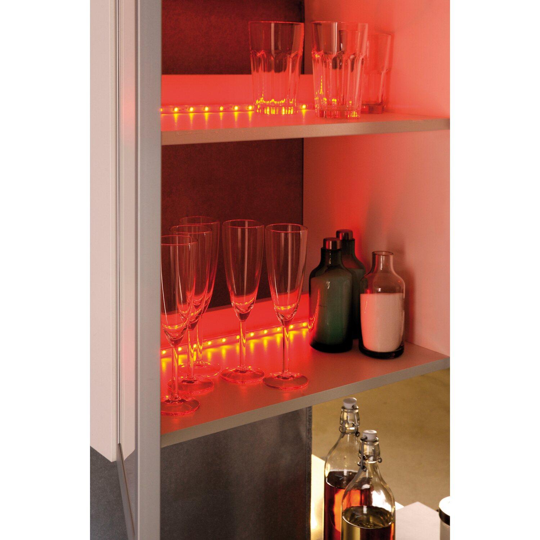 paul neuhaus led lichtleiste teania rgb 2er set kaufen bei obi. Black Bedroom Furniture Sets. Home Design Ideas