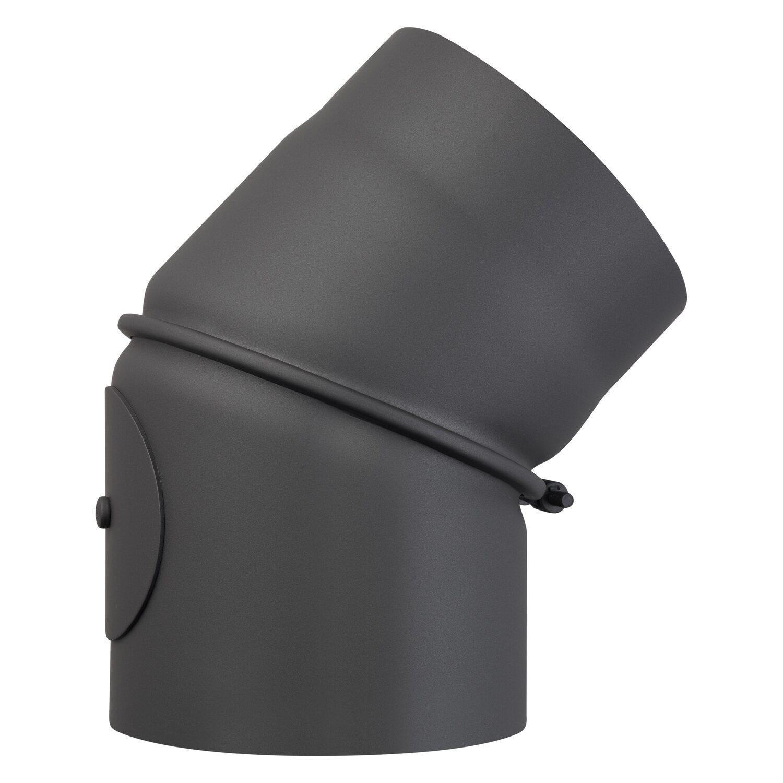 OBI Rauchrohrbogen 45° Ø 150 mm Grau