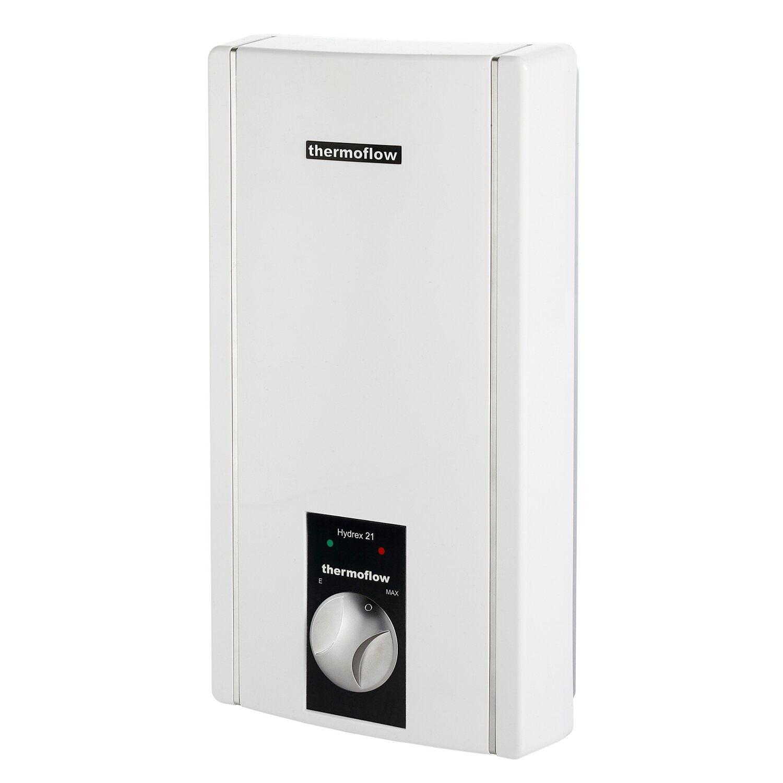 Thermoflow hydraulischer Durchlauferhitzer Hydrex 21N EEK: A | Baumarkt > Heizung und Klima > Durchlauferhitzer | Thermoflow