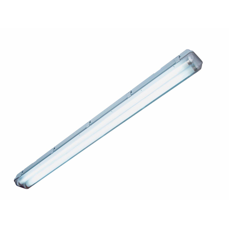 Leuchtstoffröhre 2 x 58 W Länge 156,5 cm EEK: A | Lampen > Leuchtmittel > Leuchtstoffröhren | Kunststoff