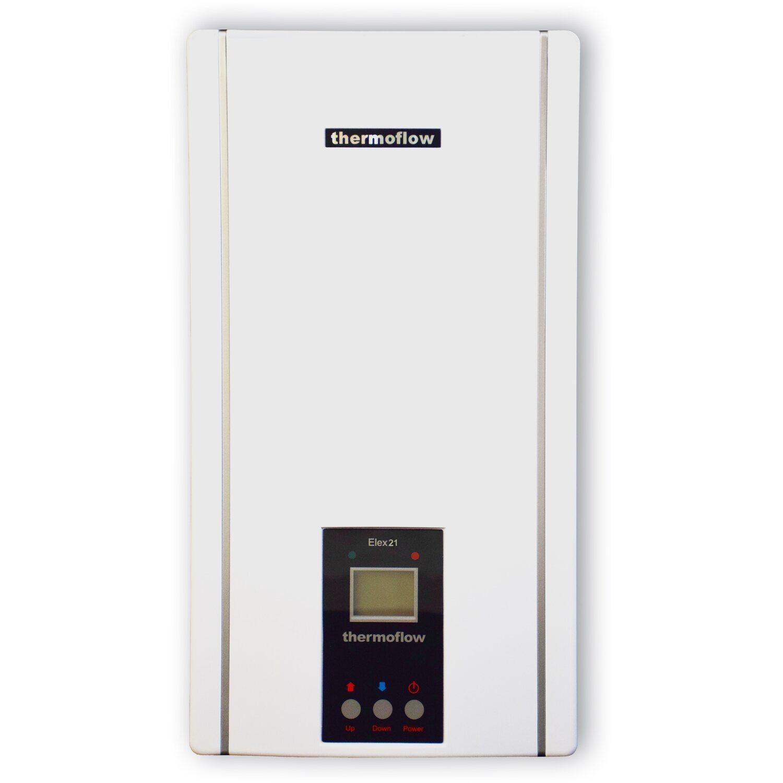 Thermoflow elektronischer Durchlauferhitzer Elex 21N EEK: A
