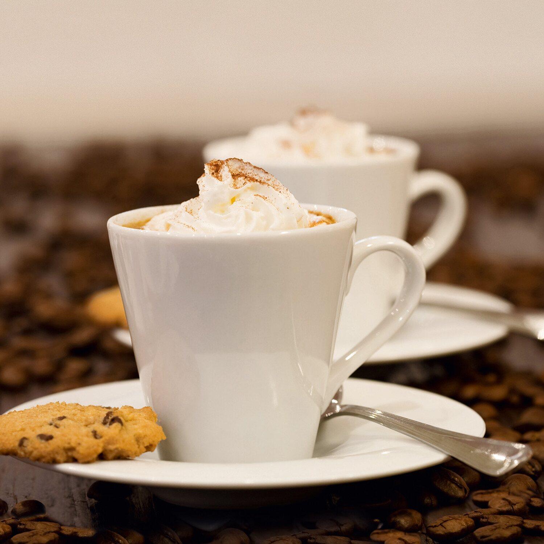 eurographics deco glass coffee cream 30 cm x 30 cm kaufen. Black Bedroom Furniture Sets. Home Design Ideas
