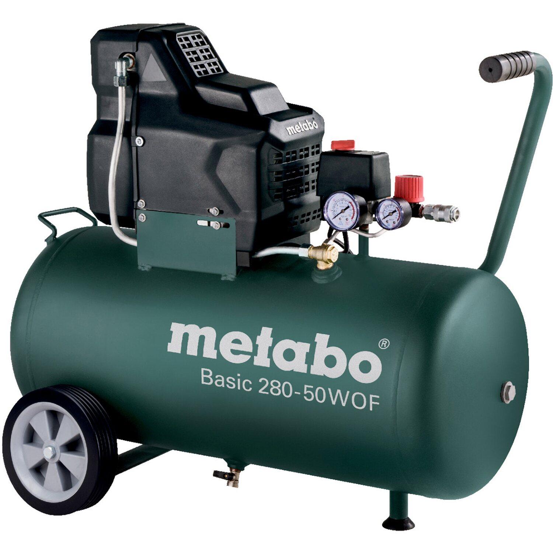 Metabo Kompressor Basic 280-50 W OF | Baumarkt > Werkzeug > Weitere-Werkzeuge | Metabo