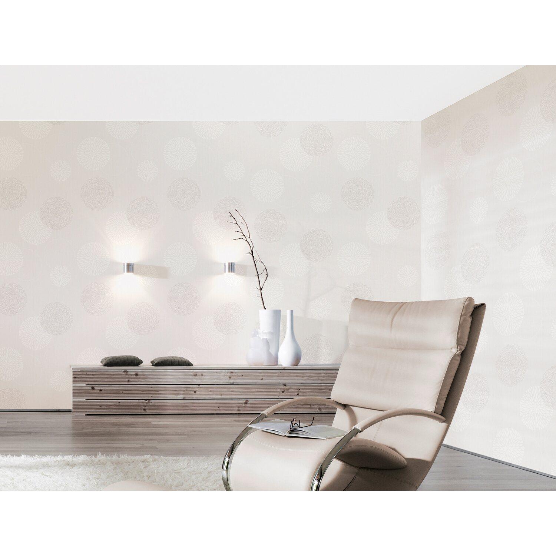 a s creation vliestapete floral creme kaufen bei obi. Black Bedroom Furniture Sets. Home Design Ideas