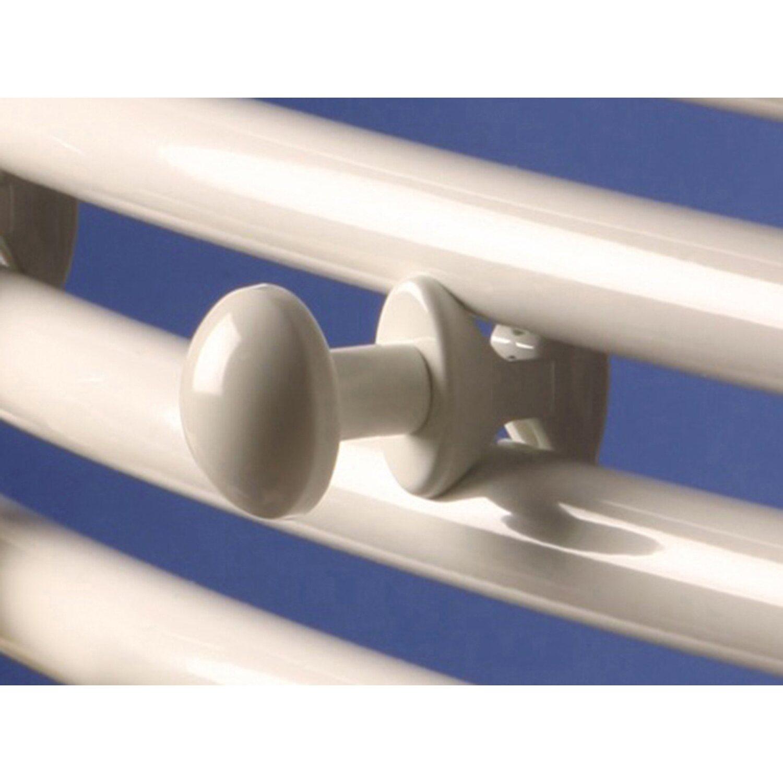 Ximax Zubehör Handtuchknopf für Badheizkörper Weiß | Bad > Bad-Accessoires > Haken | Ximax