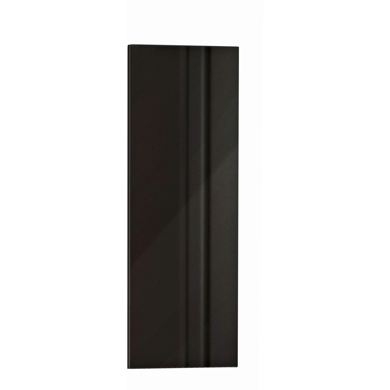 ximax glas paneel schwarz ohne rahmen 600 mm x 1200 mm 800 w kaufen bei obi. Black Bedroom Furniture Sets. Home Design Ideas