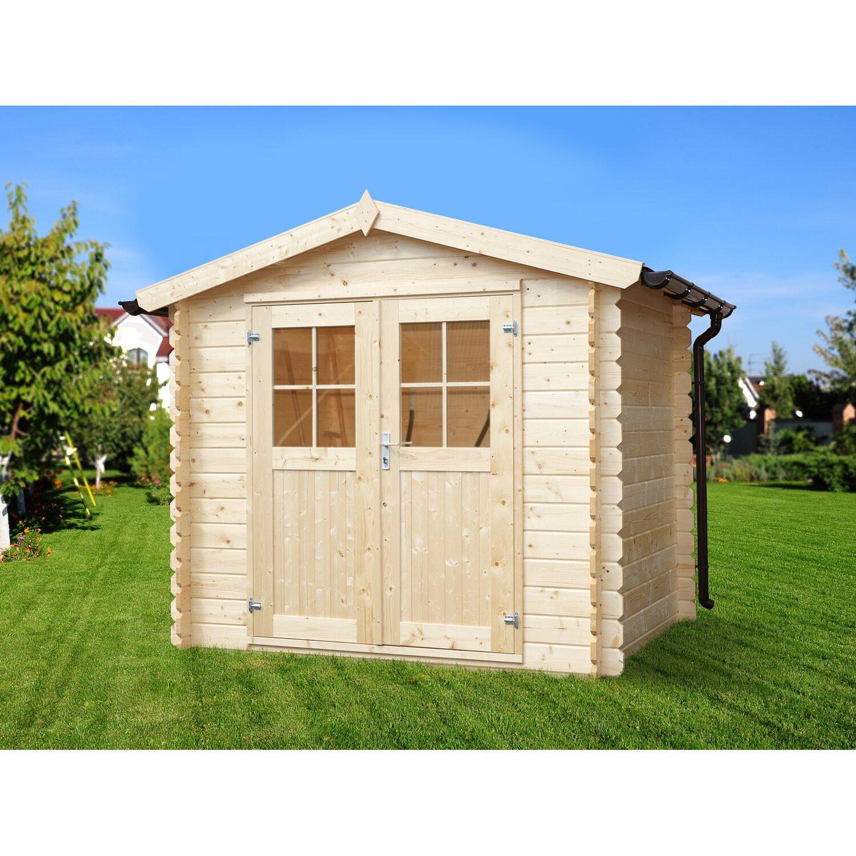 Holz gartenhaus elbe kaufen bei obi - Holzpaletten kaufen obi ...