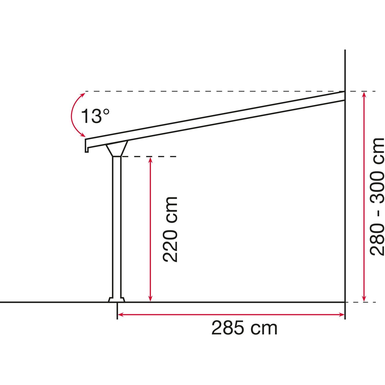 terrassen berdachung metall bausatz tq39 kyushucon. Black Bedroom Furniture Sets. Home Design Ideas