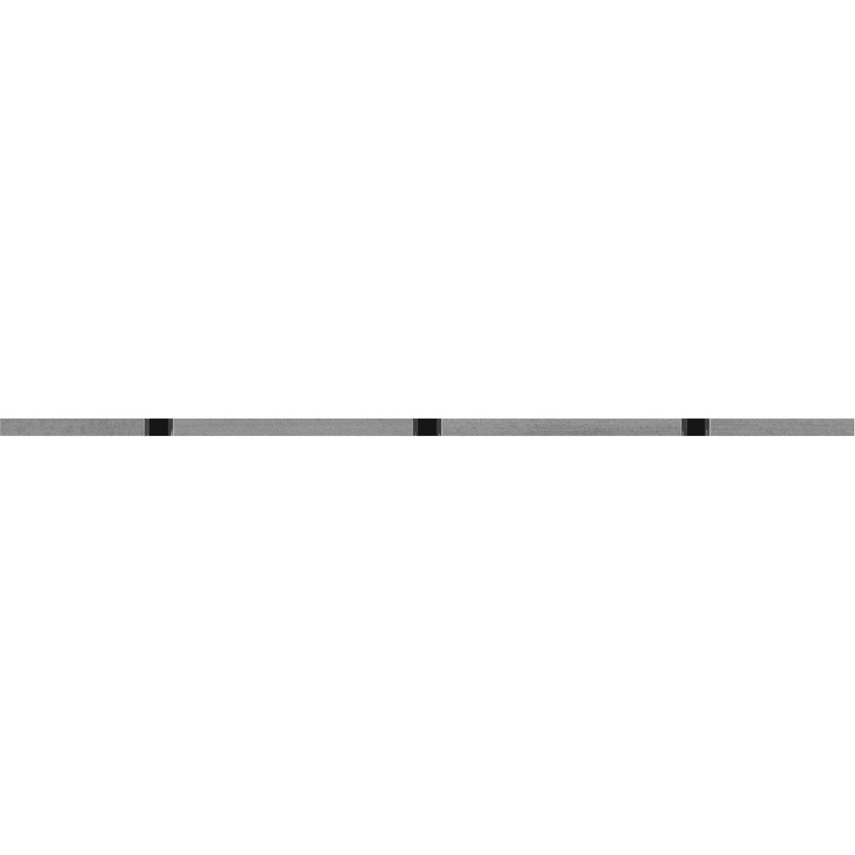 Bordüre Perle Anthrazit Grau | Baumarkt > Wand und Decke > Bordüren
