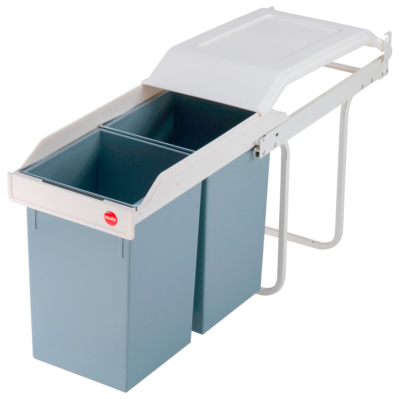 Hailo Einbau-Mülleimer Multi Box 2 x 15 l kaufen bei OBI