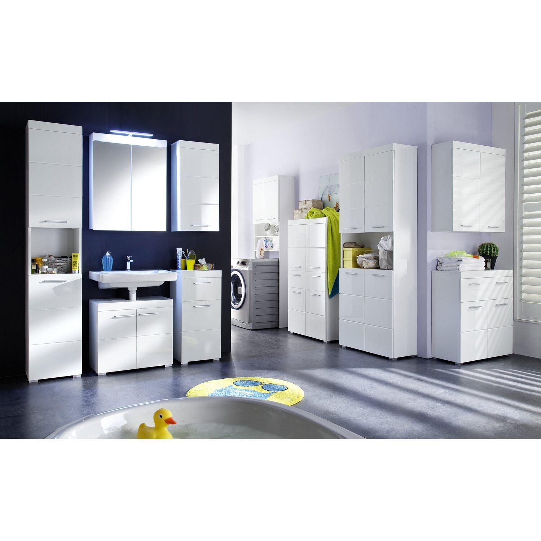 Waschmaschinenüberbau 63 cm Amanda Weiß kaufen bei OBI