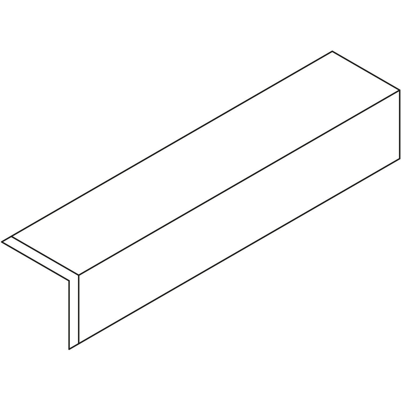 Osmo Bpc Abschlussleiste Multi Deck Hellgrau L 2 9 M Kaufen Bei Obi
