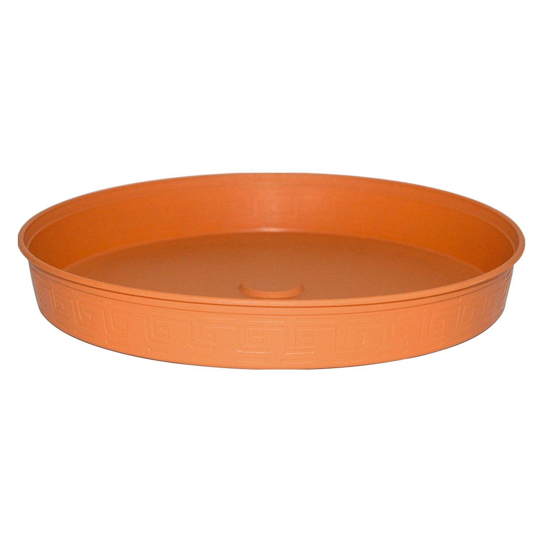 Ebertsankey pflanzentopf untersetzer universal 52 cm terracotta kaufen bei obi for Terracotta gartendekoration